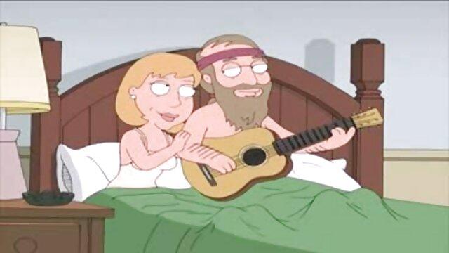سکس بدون ثبت نام  سکس سه نفره! سبک گوشته در 2 شیپور خاموشی بزرگ داستان سکس با دختر خاله در حمام آمده است!